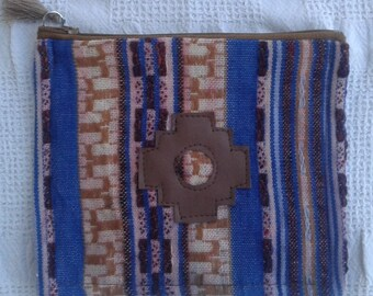 Pouches - Shaman Medicine Bag, Zipper Bag, Shaman's Medicine Pouch