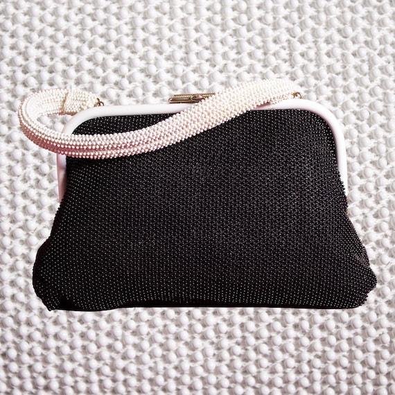 Reversible Beaded Evening Bag