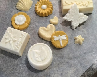 Handmade soaps with Love