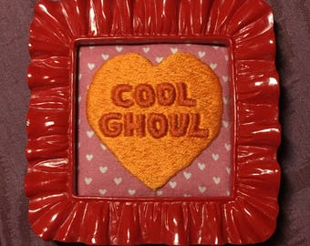 Cool Ghoul heart