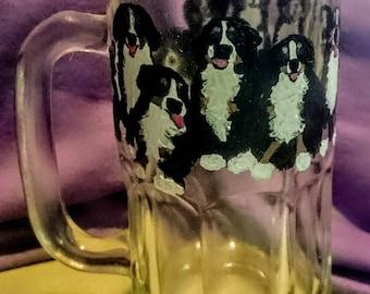 Adult Bernese Mountain Dog Mug