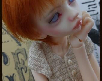 17. YOSD dress / MSD blouse