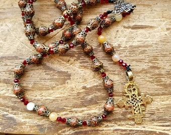 High King of Heaven, high king rosary, high king prayerbeads, jesus rosary, jesus prayaerbeads, anglican rosary, anglican prayerbeads