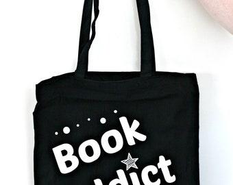 Book Addict Totebag