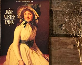 Vintage book Austen, Jane's Emma in a Signet paperback edition, CLEARANCE
