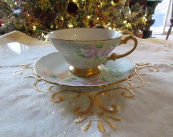 TEACUP and SAUCER SET