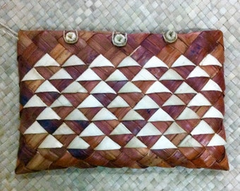 South Pacific Handmade Handwoven Ipad Case