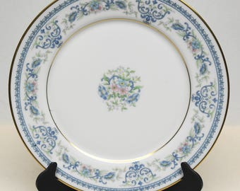 """OXFORD BONE CHINA """"Fontaine"""" by Lenox, Bread & Butter Plate"""