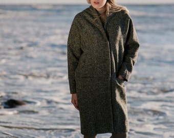 Woolen Coat Motumo 16FW1