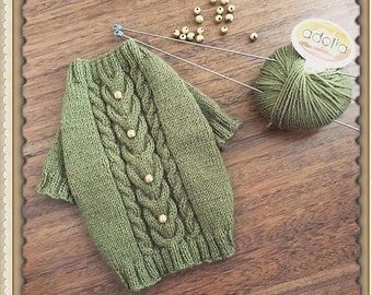 Pet Clothing-Sweater For Dogs-Pet Sweater-Dog Sweater-Dog Clothes-Dog Dress-Dress For Dog
