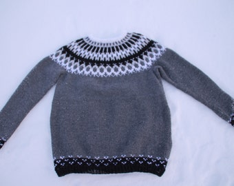 Icelandic sweater, Alafoss Lopi