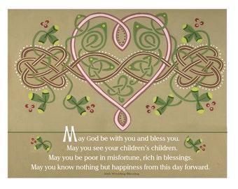 Celtic Wedding Blessing
