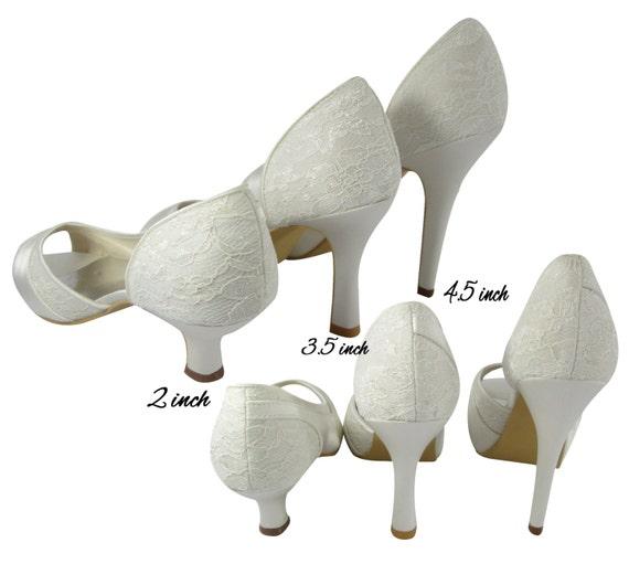 rhinestone White heels date Ivory personalization Wedding high any stiletto bling heels pump heel choose any Royal bride color height Yzw5Bq