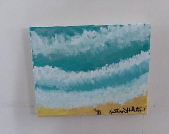 Ocean or the Sky