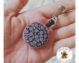 Badge holder - Retractable badge holder - Badge reel