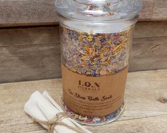 De-Stress Herbal Bath Soak