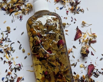 Floral Infusion Massage & Body Oil