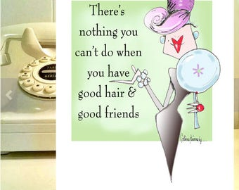 Funny women friendship card, Friendship, Coping card for her, uplifting cards,  women humor,  birthday cards for women, funny woman humor,