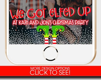 CHRISTMAS SNAPCHAT FILTER, Christmas Filter, Birthday Snapchat Filter, Thanksgiving Snapchat fIlter, Funny Snapchat Christmas Party Snapchat