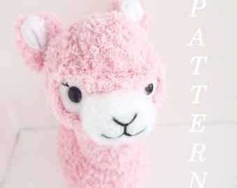 Alpaca Amigurumi Pattern Free : Alpaca amigurumi crochet pattern free: amigurumi alpaca free