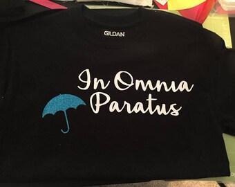 Gilmore girls shirts, In Omnia Paratus, Stars Hollow, Dragonfly Inn, Team Jess, Team Logan,