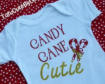 Candy Cane Cutie Christmas Shirt