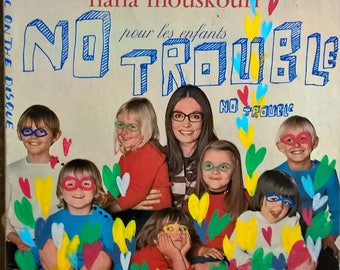 Super girl: No. trouble! (according to Frustration)