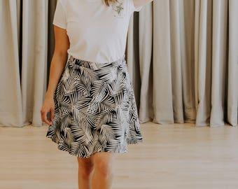 Singer skirt - Skirt for women - made in Quebec