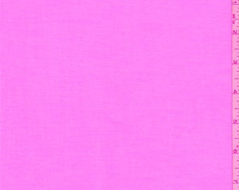 Baby Pink Cotton Lawn, Fabric By The Yard