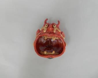 Devil Hot Pepper Bowl