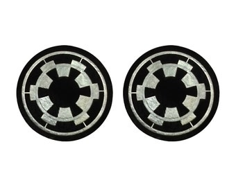 Star Wars Iron-On Imperial Patches - Set of 2