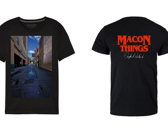 Macon Things Series - The Alley Series - by Doug Nurnberger - M&M Alley 1 - Womens