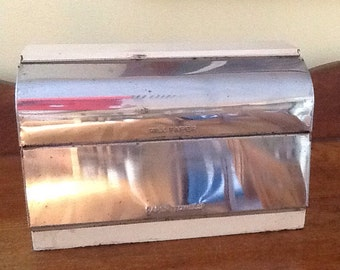 Wall Mount Kitchen Wax Paper, Foil and Paper Towel Dispenser