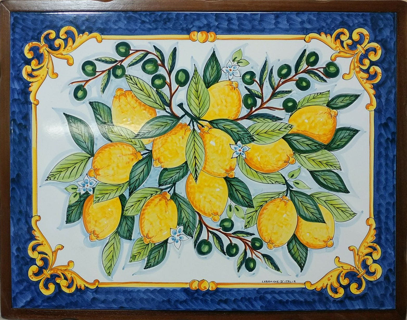 Decorative Wall Mounting Ceramic Large Tile in its own Stylish