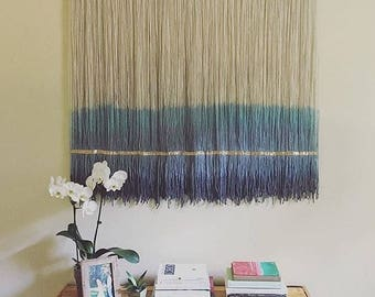 Abyss wall hanging