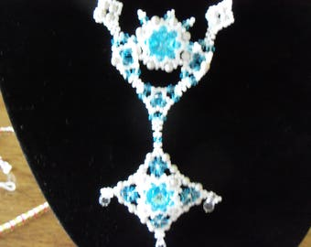 Swarovski Ice necklace