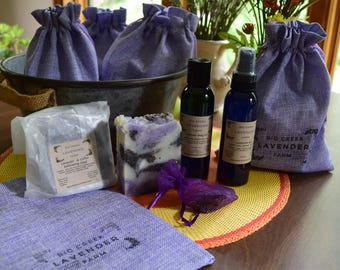 Spa Gift - Lavender