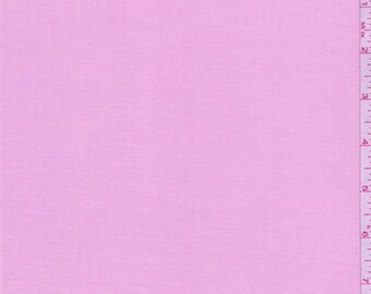 Pastel Pink Cotton Lawn, Fabric By The Yard