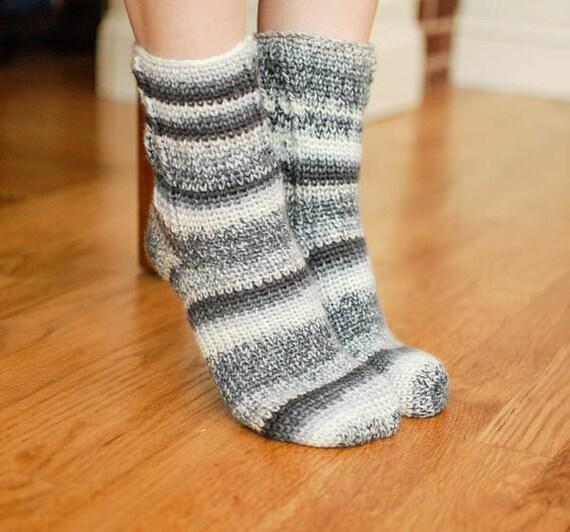 Crochet Pattern Ladies Socks Pattern Women\'s Sizes 6