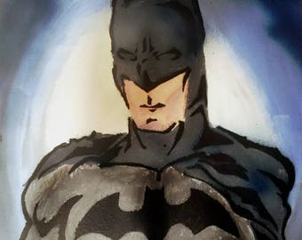 Batman Spraypaint