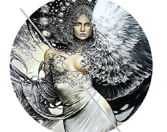 0.79 inch, pretty goddess, fairy, strength, energy