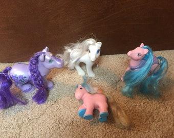 Vintage Toy Ponies
