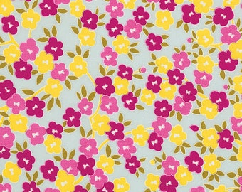 Jennifer Paganelli Lucky Girl Emma Vintage Quilting Cotton By the 1 yard 100% cotton
