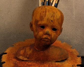 Abandon - A Functional Doll Sculpture OOAK