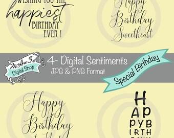We Are 3 Digital Shop - Special Birthday
