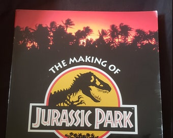 The Making Of Jurassic Park The Book