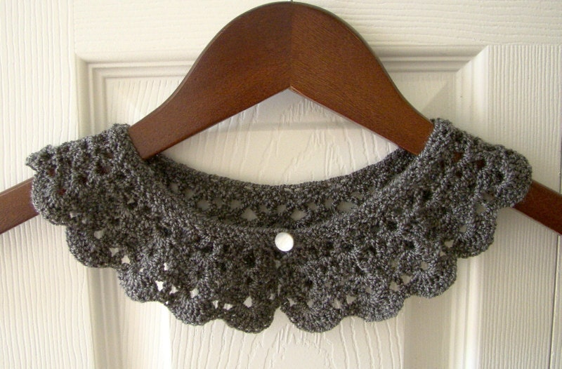 Pan crochet collar knit collar child toddler collar zoom dt1010fo
