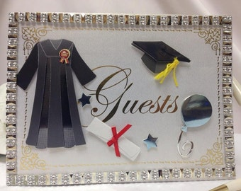 Graduation Guestbook Gift Party Supplies