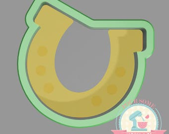 Lucky Horseshoe Cookie Cutter