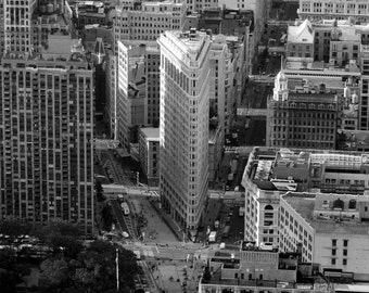 New York Print New York schwarz-weiß Fotografie Fine Art Fotografie New York Skyline New York Drucke New York Wall Art